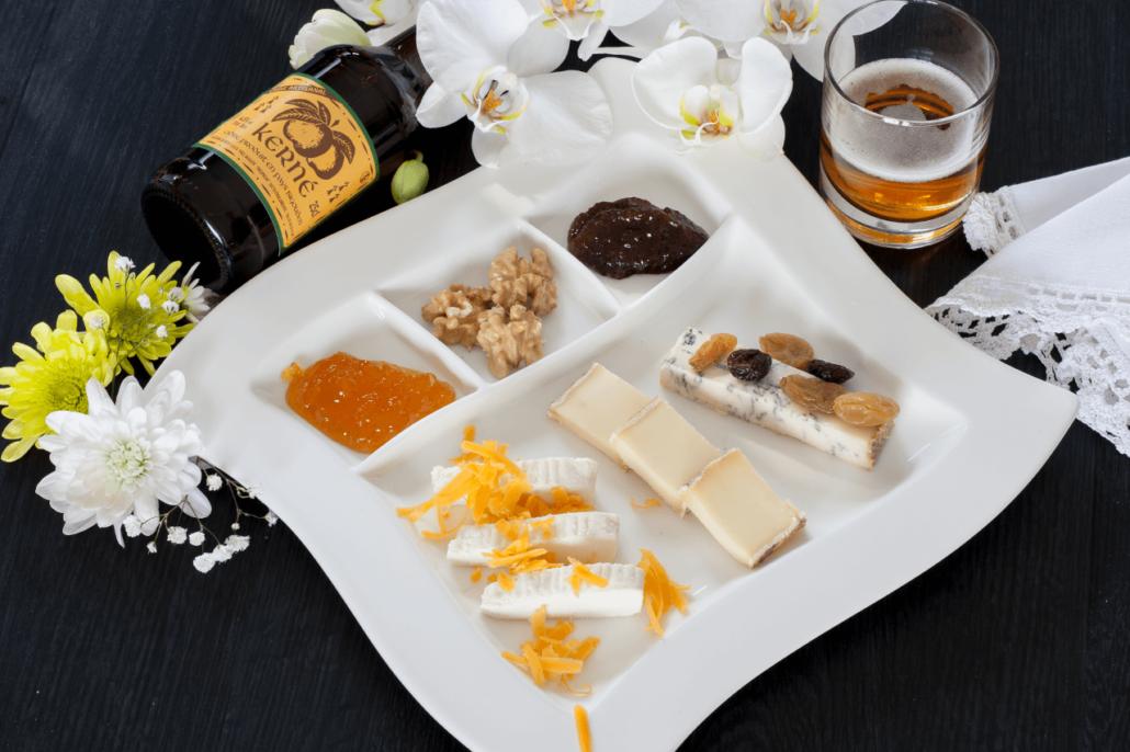 abbinamento confettura formaggio e sidro