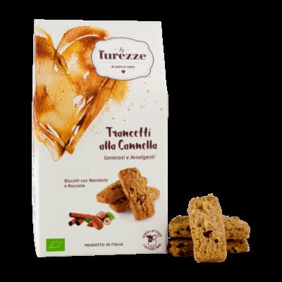 Biscotti Trancetti alla Cannella - Le Furezze
