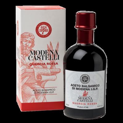 Aceto Balsamico di Modena IGP Quercia Rossa