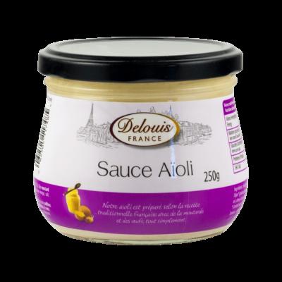 salsa aioli maionese