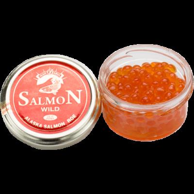 caviale di salmone
