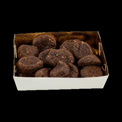 Biscotti artigianali cacao e cereali