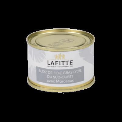 bloc de foie gras oca lafitte 65g