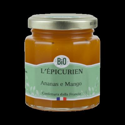 Confettura BIO di Ananas e Mango
