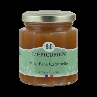 Confettura BIO di Mele Pere e Caramello
