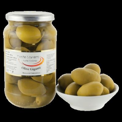 olive bella di cerignola giganti